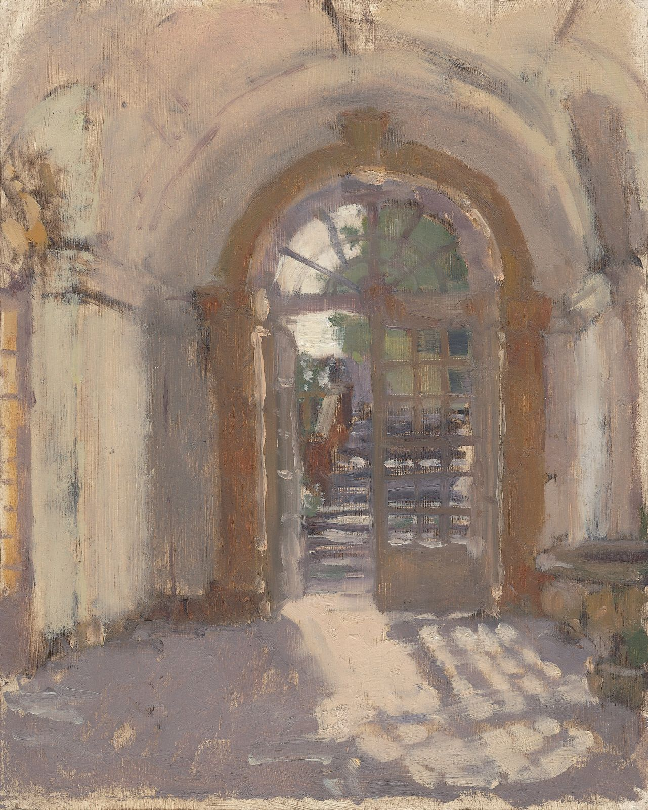 The Orangery at Hestercombe by Maria Rose
